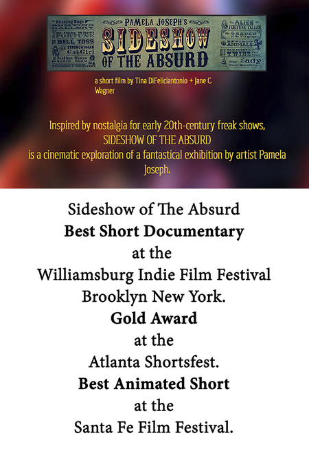 Sideshow of the Absurd - Short Film 2015