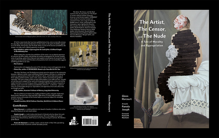 DoppelHouse Press Release: The Artist, The Censor, and The Nude